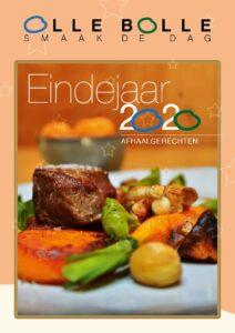 Ontdek onze folder voor het eindejaar 2020